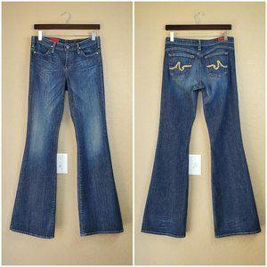 AG The New Legend Flare Denim Jeans